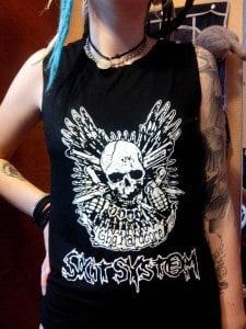 skitsystem shirt