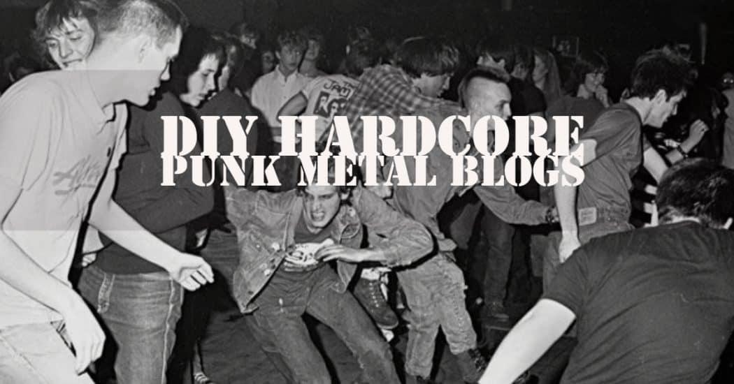 50 Great DIY Hardcore, Punk, and Metal Blogs