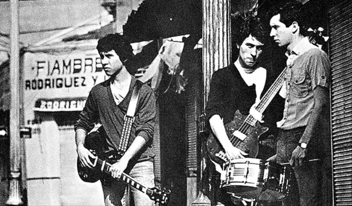 A Very Brief History of Punk & Hardcore in Chile