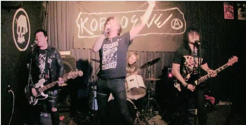 Korrosive – Observations From The West LP