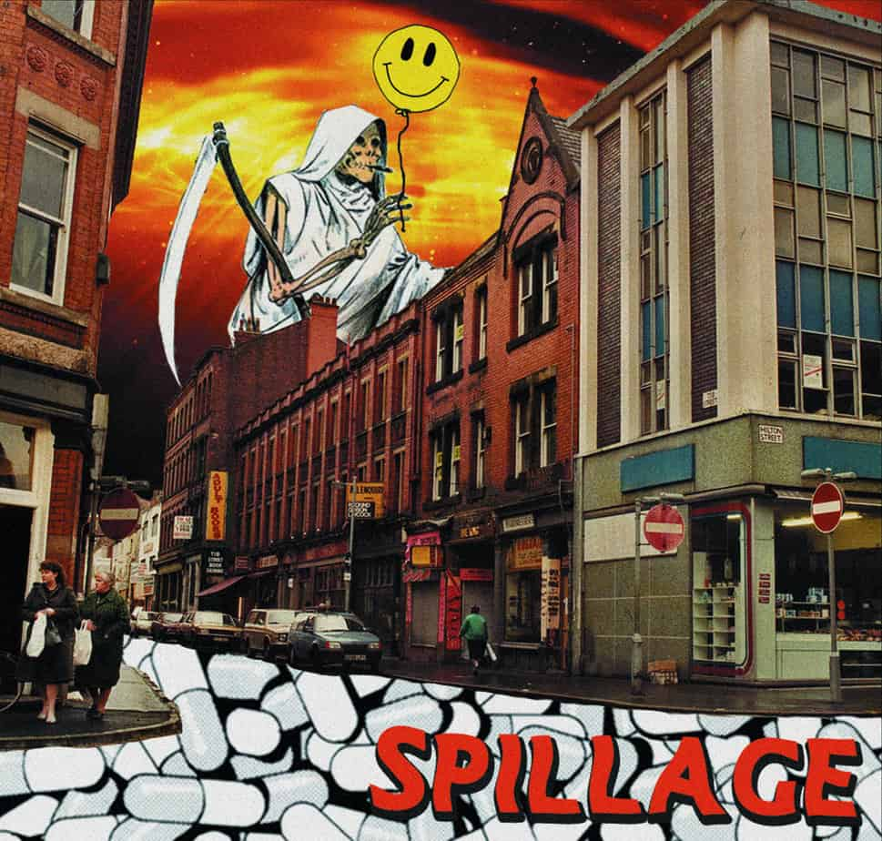 Spillage – Self-Titled EP